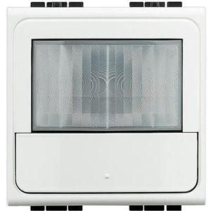 Livinglight-Green Switch Pir Bianco N4434N