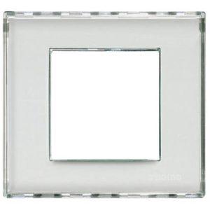 Living Light Placca 2P Personalizzabile Lnd4802Kr