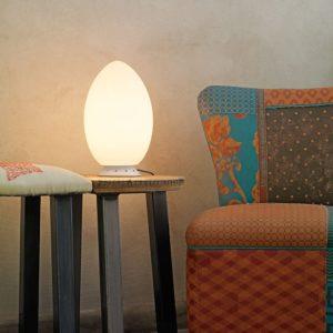 Lampada da tavolo Uovo Piccolo