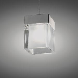 Lampadario cubic